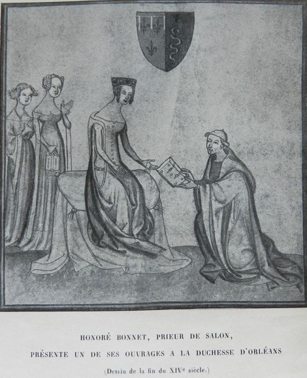 Valentine Visconti duchesse d'Orléans