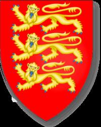 armoiries d'Angleterre