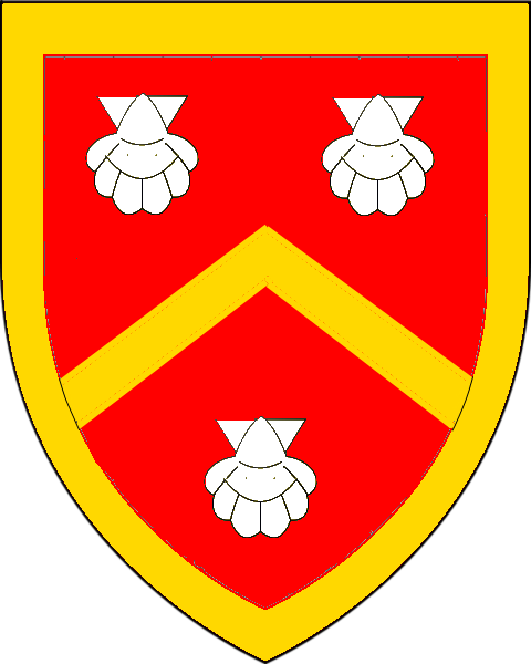 armoiries de Philippe de Commynes